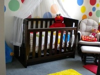 Images about elmo baby room on pinterest sesame streets elmo party