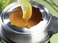 ... Fondue Recipes on Pinterest | Chocolate fountains, Cheddar and Blue
