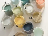 Paint Colors that work and sources to find them!
