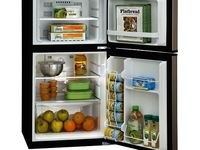 Frigidaire 4 5 Cu Ft Compact Refrigerator Ffps4533qm Compact