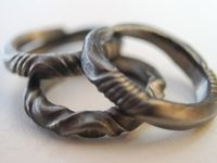 hand forged