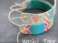I'm so glad I'm not the only one that gets all glittery eyed when I see Washi Tape anything...so dreamy!