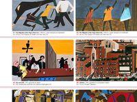 Jacob lawrence artist essay