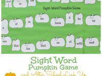 October - 1st Grade