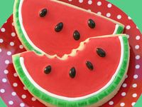 ... Sweet Treats on Pinterest | Popsicles, Watermelon cupcakes and Ice