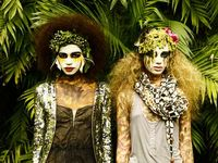 1000+ images about Fashion Show Jungle Theme on Pinterest ...