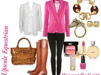 clothes equestrian style