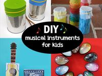 craft ideas for kids musical instruments 11 best images about diy musical instrument on 6197