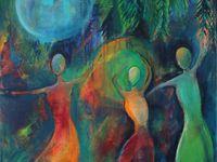 Art - Acrylic Paintings / Acrylic paintings on canvas, Art,