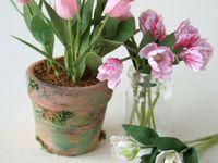 Dollshouse: mini flowers