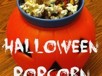 Fun ideas to make Halloween the most fun...mostly fun treat ideas.