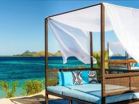 Sheraton Resort & Spa, Tokoriki Island / New resort in Fiji!