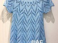 t shirt crochet