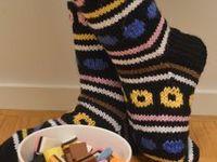 DIY crochet & knitting