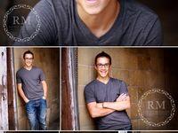 senior pictures (male)
