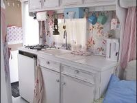 Remodeling the travel trailer