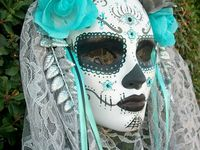 Dia De Los Muertos, Day of the Dead, Calavera, & Sugar Skulls