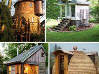 Tiny Houses & Small Homes
