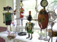 recycled / upcycled art