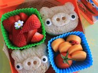 Food - Bentos, cute lunches