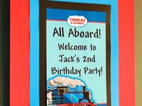 Yousef's BDay party ideas