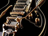 Musical instruments so beautiful, they don't even need to be played.