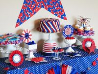 Great ideas for birthday parties, baby showers, barbecues & more