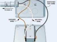 rewiring an outlet rewiring wiring diagram and circuit schematic