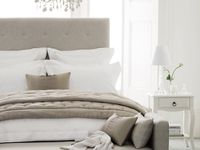 17 Best Images About Grey Headboard Ideas On Pinterest