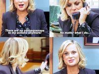 I LOVE PARKS AND RECREATION!!!
