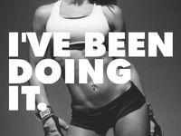 Healthy. Not skinny.💪💜