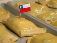 VIVA CHILE on Pinterest | Empanadas, Chile and Chilean Food