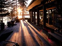 North woods, Rustic, or Adirondack style homes, cabins, and lodges