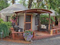 Yurta e Tiny  House
