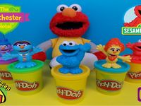 Play-Doh Fun - KindyKids TV / All different play-doh sets and other toys with play-doh.