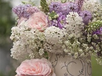 Flowers and vases & Bridal Bouquets