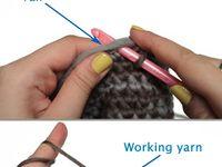 Crochet and knitting tips