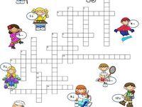 die 54 besten bilder von kreuzwortr tsel kinder deutsch lernen kinder lernen und kreuzwortr tsel. Black Bedroom Furniture Sets. Home Design Ideas