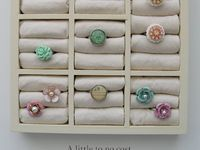 Inspiration for craft show displays and Etsy store listings....be inspired!
