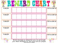 Reward systems for Kids with ADHD on Pinterest | Rewards Chart, Family ...