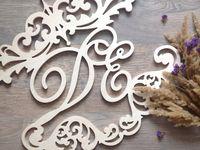 Wood <b>word</b>: лучшие изображения (25) | Frame decoration, Mdf ...