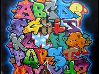 #Graffiti*ABC!!!