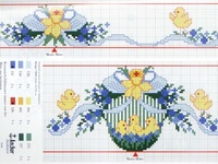 Cross Stitch-Borders
