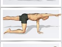 11 best images about back strengthening exercises on