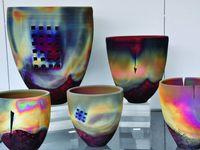 1000 Images About Raku Pottery On Pinterest Raku