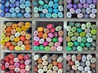 Copic Markers & Pencils