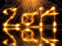 Happy New Year! ★ ★