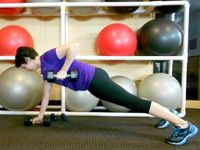 Workouts, video, tips and products to help make fitness FUN at all levels.