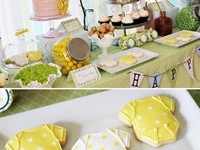 Baby Showers and Sprinkles