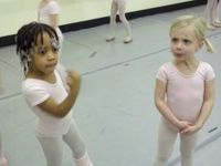 Danceclass for the little noes